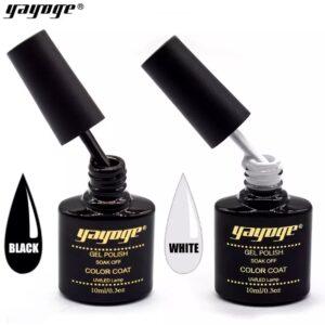 Polishgel Black & White serie