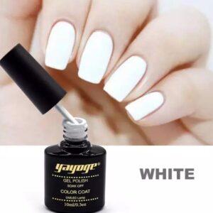 Yayoge Gelpolish White A-218