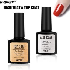 Base en top coat